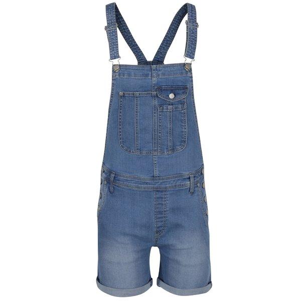 Salopetă albastră Pepe Jeans Jessica din denim
