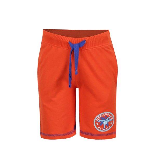 Pantaloni scurți sport portocalii 5.10.15.