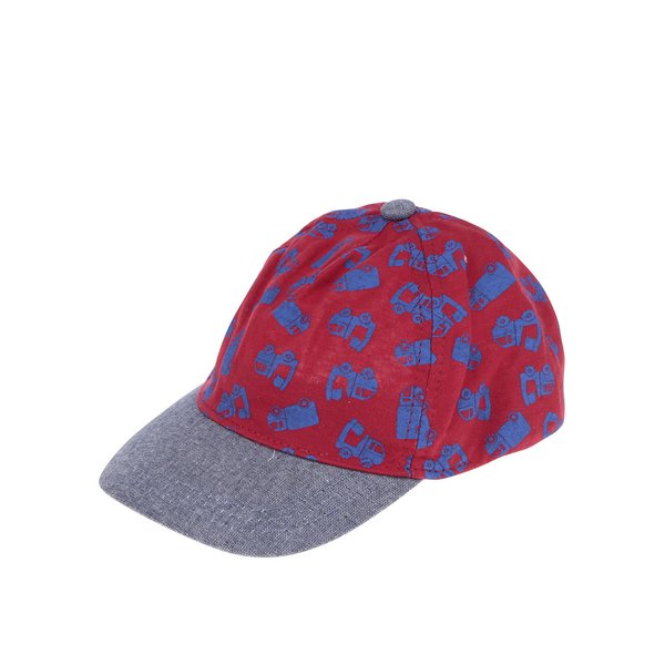 Șapcă albastru & roșu 5.10.15. pentru băieți
