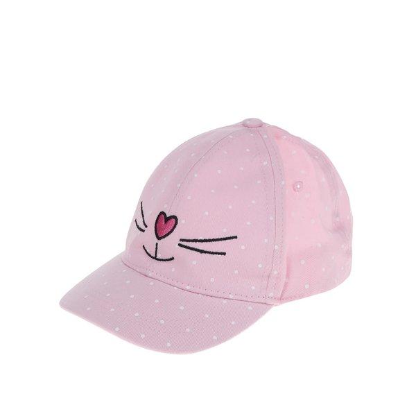 Șapcă roz 5.10.15. pentru fete