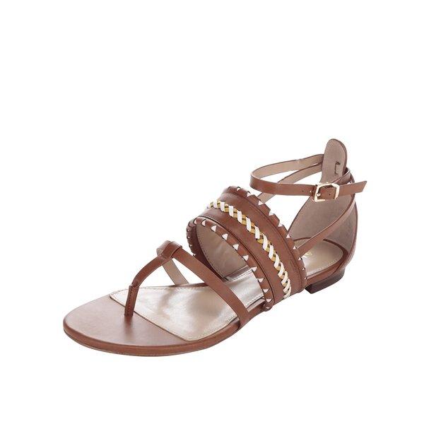 Sandale maro ALDO Nadya cu împletituri de la ALDO in categoria sandale