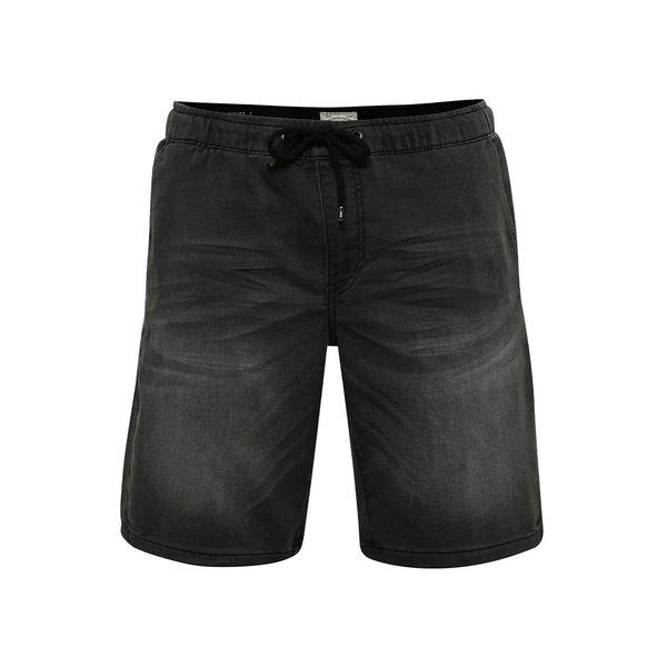 Pantaloni scurți gri închis ONLY & SONS Kean cu aspect prespălat