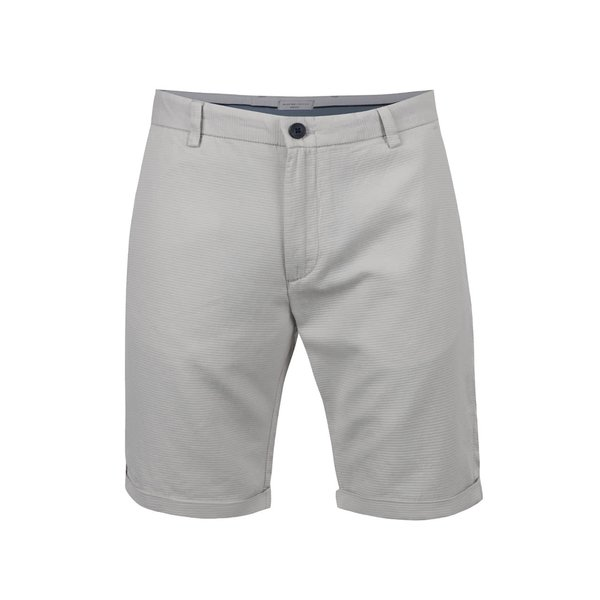 Pantaloni scurți grej Selected Homme Brody