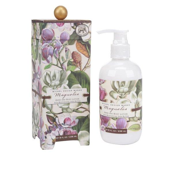 Cremă hidratantă pentru mâini și corp Michel Design Works cu magnolie