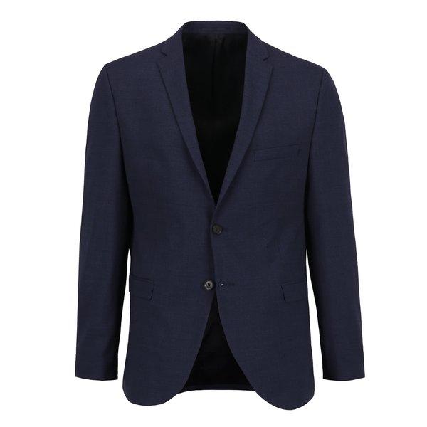 Sacou albastru închis Selected Homme One de la Selected Homme in categoria Geci, paltoane, jachete