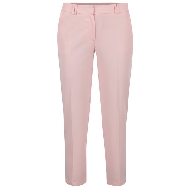 Pantaloni roz drepți Dorothy Perkins