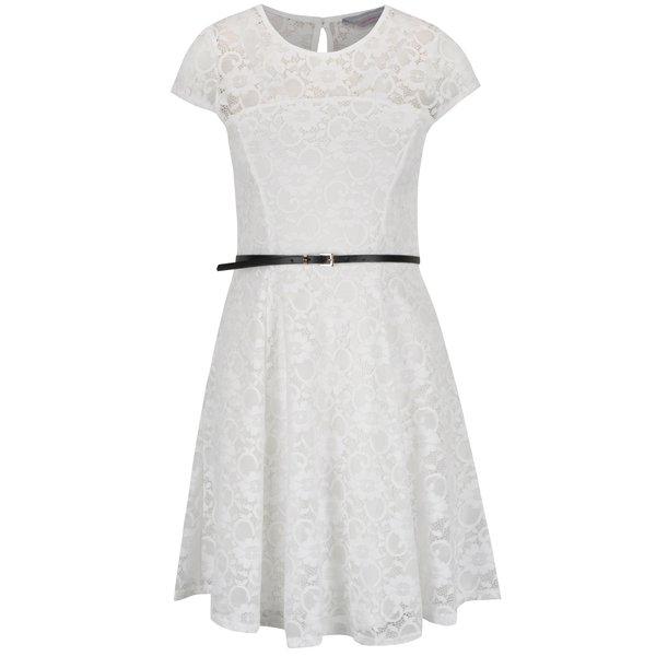 Rochie crem Dorothy Perkins Petite din dantelă de la Dorothy Perkins Petite in categoria rochii de seară