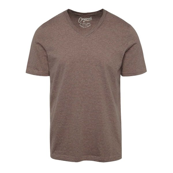 Tricou gri Jack & Jones True de la Jack & Jones in categoria tricouri