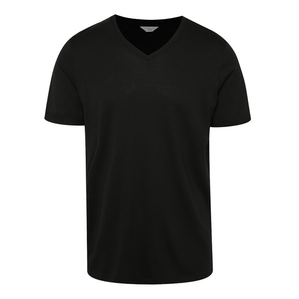 Tricou basic negru Jack & Jones Trancer de la Jack & Jones in categoria tricouri