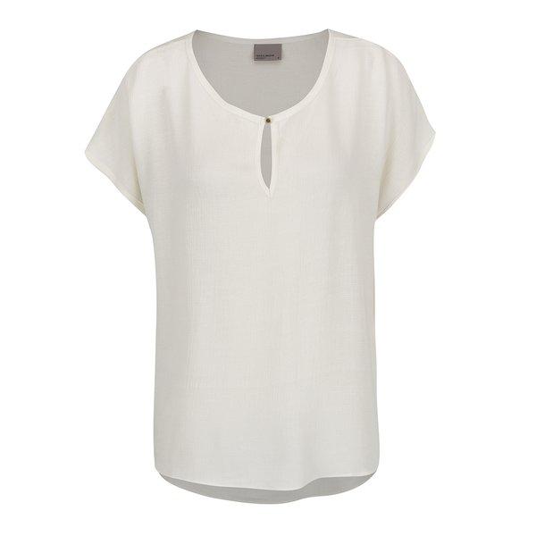 Tricou alb VERO MODA Asta cu decupaj de la VERO MODA in categoria Topuri, tricouri, body-uri