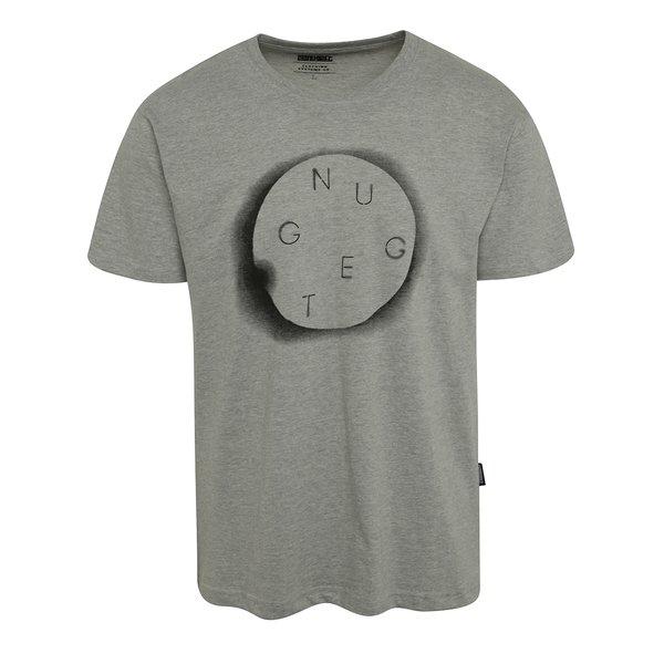 Tricou gri cu print NUGGET Void pentru bărbați de la NUGGET in categoria tricouri