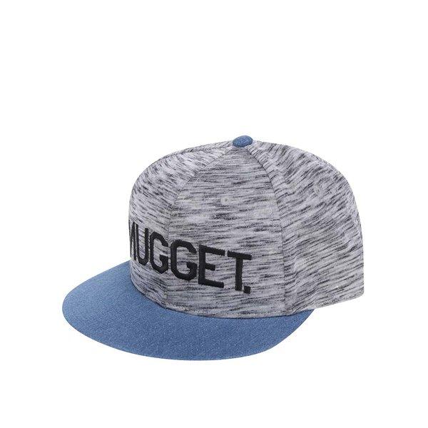 Șapcă albastru & gri NUGGET Grain pentru bărbați de la NUGGET in categoria Accesorii
