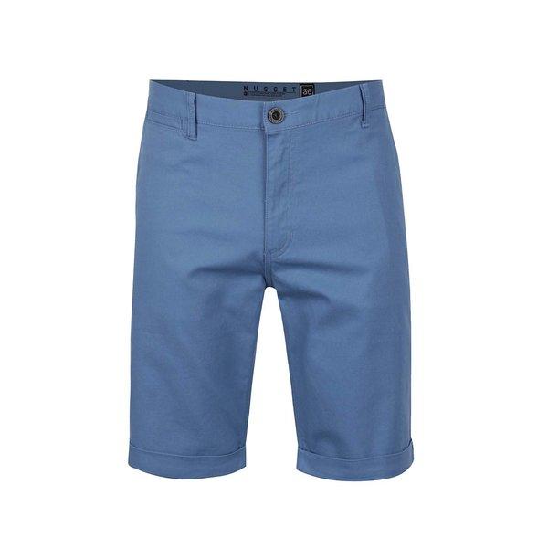 Bermude chino albastre NUGGET Lenchino de la NUGGET in categoria Blugi, pantaloni, pantaloni scurți