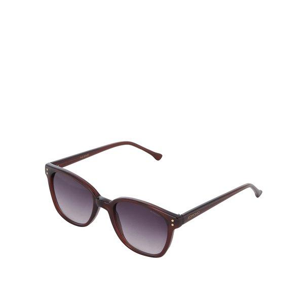 Ochelari maro unisex cu lentile violet Komono Renee