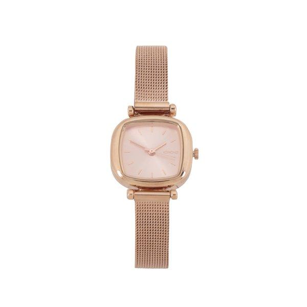 Ceas roz de damă Komono Moneypenny Royale Silver