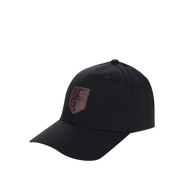 Șapcă neagră NUGGET Phase pentru bărbați de la NUGGET in categoria Accesorii