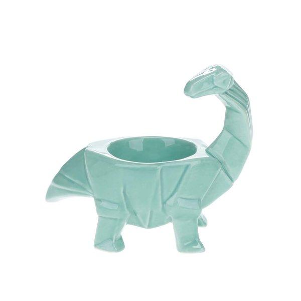 Suport de ouă în formă de dinozaur Disaster Dinosaurus