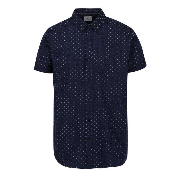 Cămașă bleumarin Burton Menswear London cu mâneci scurte de la Burton Menswear London in categoria Cămăși