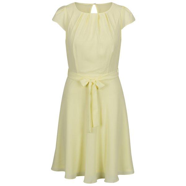 Rochie galben pai Billie & Blossom de la Billie & Blossom in categoria rochii de seară