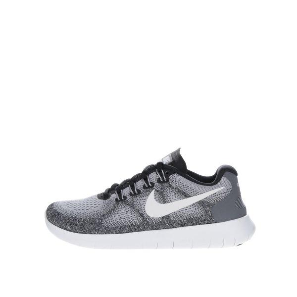 Pantofi sport gri Nike Free run unisex de la Nike in categoria pantofi sport și teniși