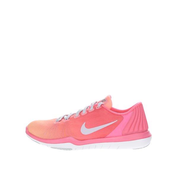 Pantofi sport roz Nike Flex Supreme unisex de la Nike in categoria pantofi sport și teniși