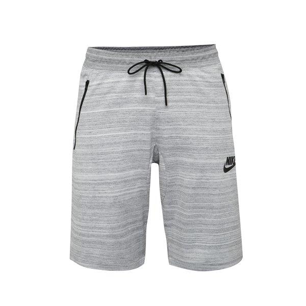 Pantaloni sport scurți gri deschis Nike Sportwear Advance 15 pentru bărbați