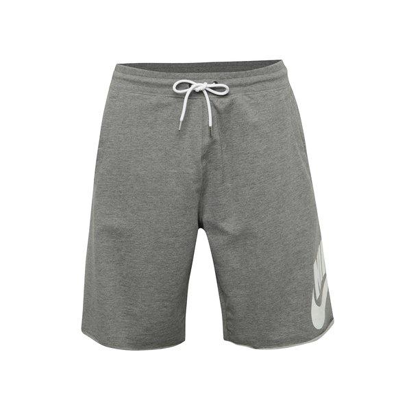 Pantaloni scurți gri Nike pentru bărbați de la Nike in categoria Blugi, pantaloni, pantaloni scurți