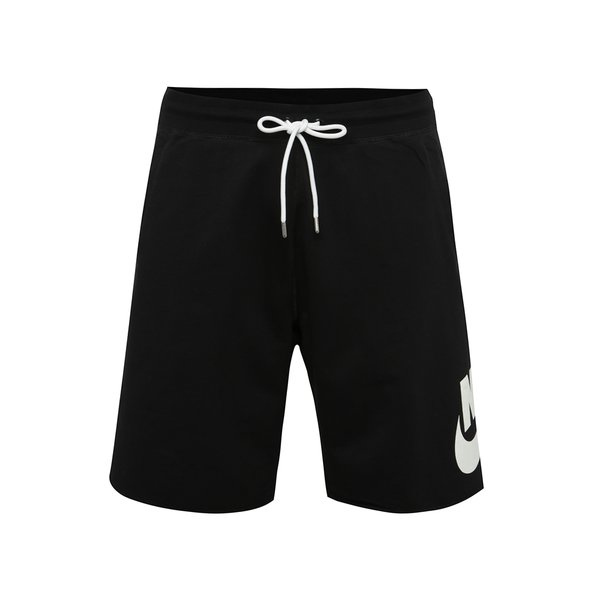 Pantaloni scurți negri Nike pentru bărbați de la Nike in categoria Blugi, pantaloni, pantaloni scurți