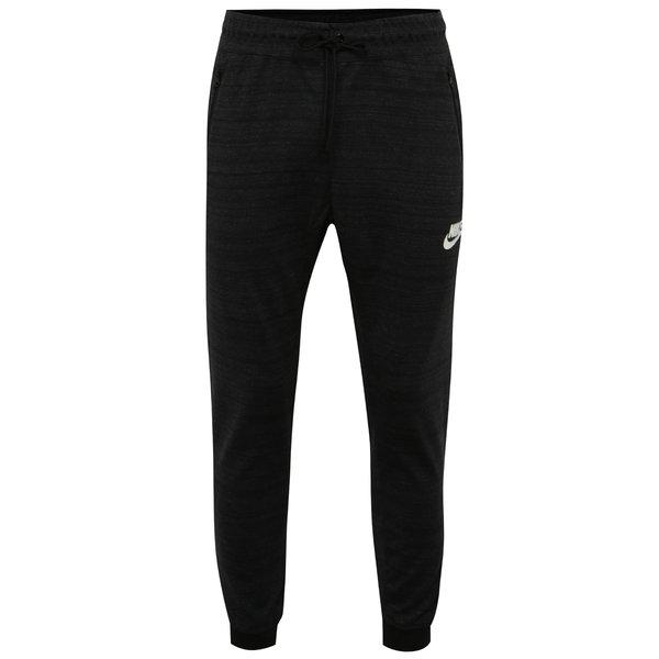 Pantaloni sport negru melanj Nike Sportwear Advance 15 pentru bărbați de la Nike in categoria Blugi, pantaloni, pantaloni scurți