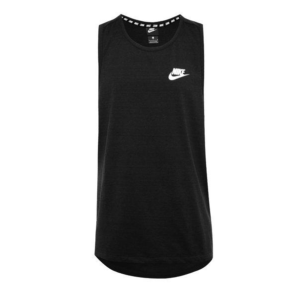Maiou negru melanj Nike Sportwear Advance 15