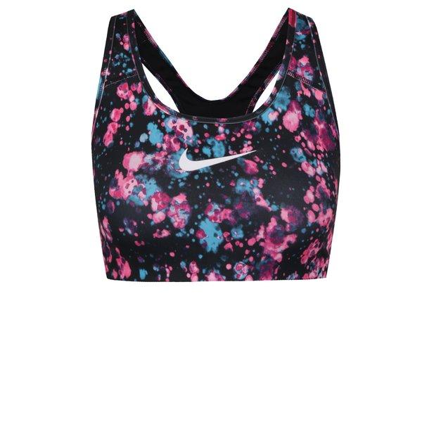 Bustier negru Nike cu model multicolor de la Nike in categoria Lenjerie intimă, pijamale, costume de baie