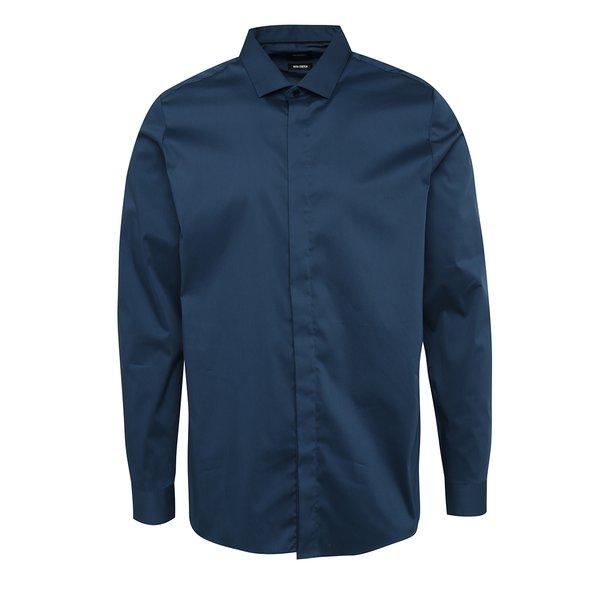 Cămașă albastru skinny fit Burton Menswear London de la Burton Menswear London in categoria Cămăși