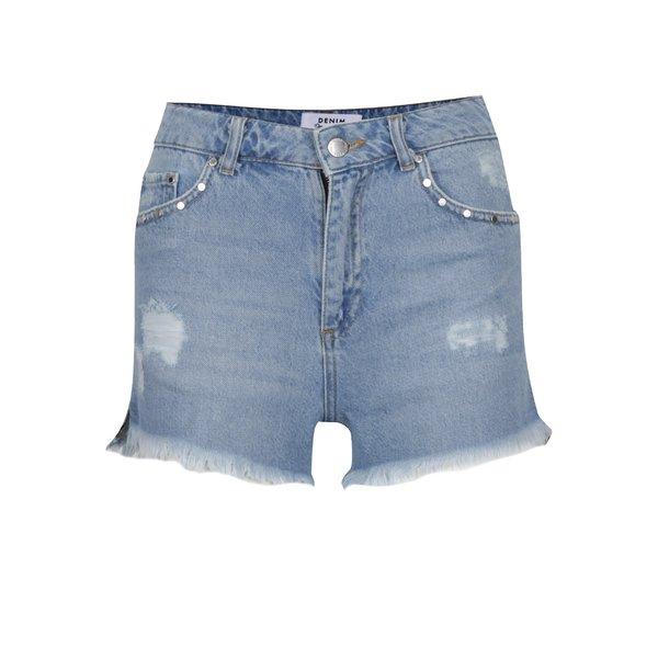 Pantaloni scurți Miss Selfridge din denim