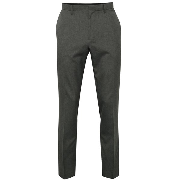 Pantaloni slim fit Burton Menswear London gri