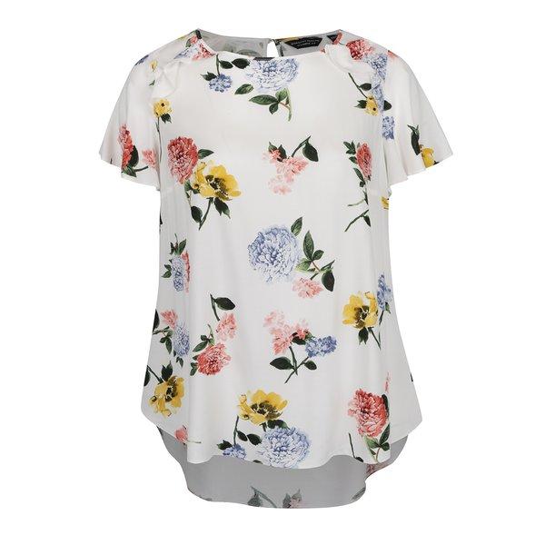 Bluză crem cu imprimeu floral Dorothy Perkins Curve de la Dorothy Perkins Curve in categoria Mărimi curvy