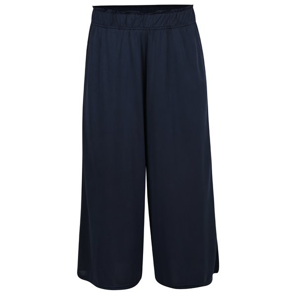 Pantaloni culottes bleumarin VERO MODA Metti de la VERO MODA in categoria Blugi, pantaloni, colanți