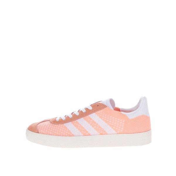 Pantofi sport portocalii adidas Originals Gazelle pentru femei de la adidas Originals in categoria pantofi sport și teniși