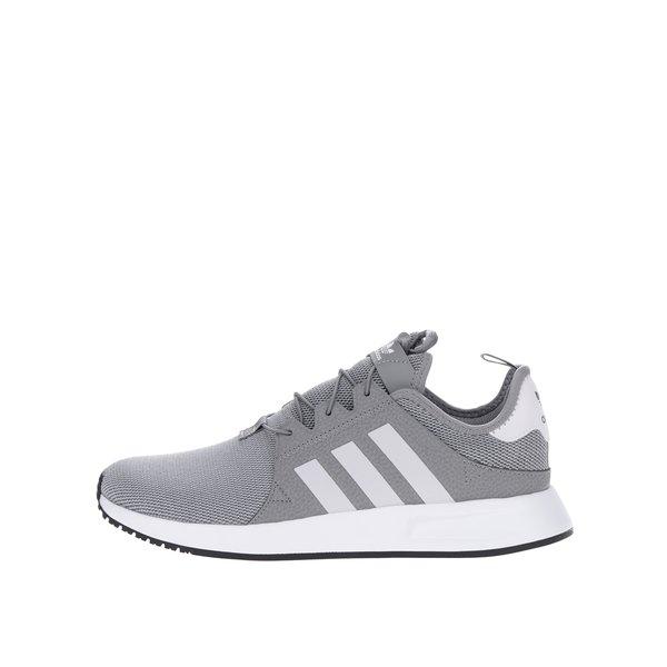 Pantofi sport alb & gri pentru bărbați adidas Originals X_ PLR de la adidas Originals in categoria pantofi sport și teniși