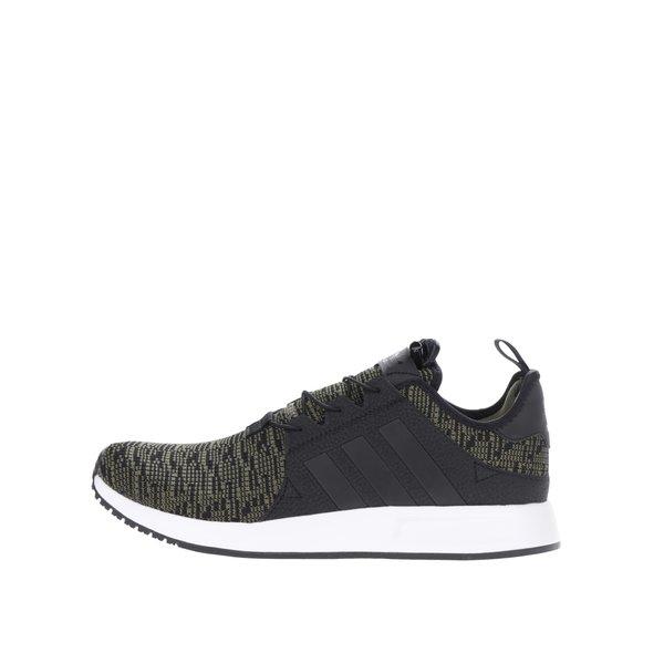 Pantofi sport negru & kaki pentru bărbați adidas Originals X_ PLR de la adidas Originals in categoria pantofi sport și teniși