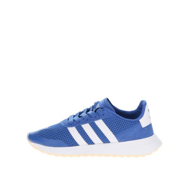 Pantofi sport albaștri adidas Originals Flashrunner pentru femei de la adidas Originals in categoria pantofi sport și teniși