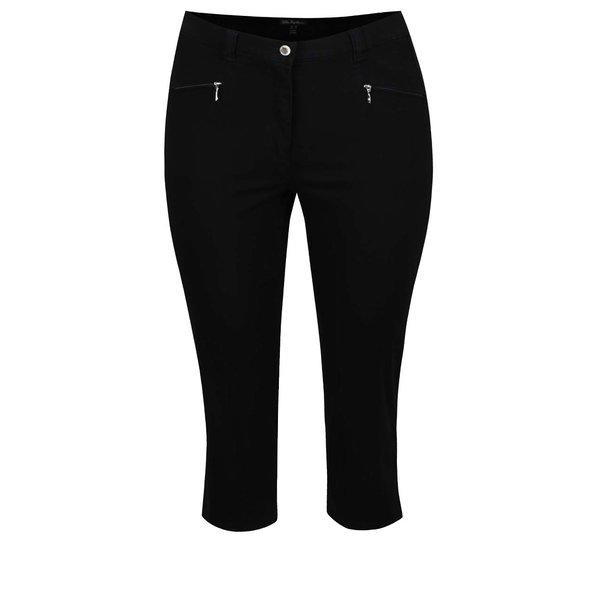 Pantaloni trei sfeturi negri Ulla Popken de la Ulla Popken in categoria Mărimi curvy