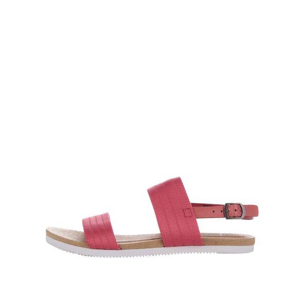 Sandale roz Teva pentru femei de la Teva in categoria sandale