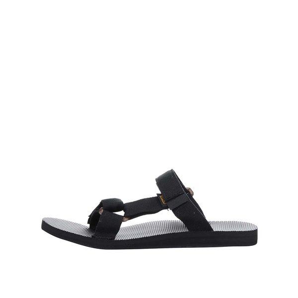 Papuci flip-flop negri Teva pentru bărbați de la Teva in categoria sandale și șlapi