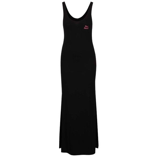 Rochie neagră lungă TALLY WEiJL de la TALLY WEiJL in categoria rochii de vară și de plajă