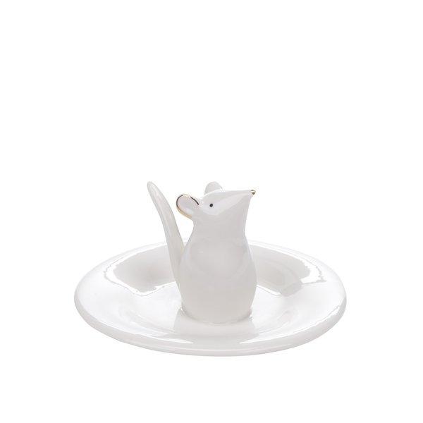 Suport pentru bijuterii Sass & Belle în formă de șoarece de la Sass & Belle in categoria CASĂ ȘI DESIGN