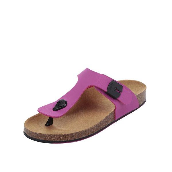 Papuci flip-flop roz Scholl Spikey de la Scholl in categoria șlapin
