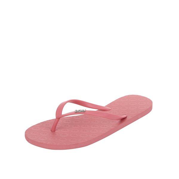 Papuci flip-flop roz Roxy Viva de la Roxy in categoria șlapin