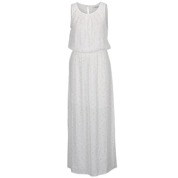 Rochie crem ONLY Mina cu șliț lateral de la ONLY in categoria rochii de vară și de plajă