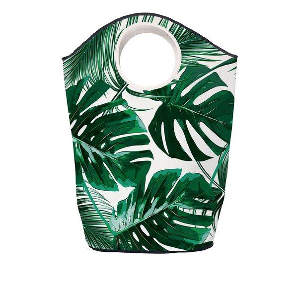 Coș pentru haine cu print tropical Butter Kings de la Butter Kings in categoria Pentru baie