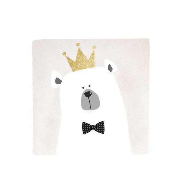 Tablou decorativ cu print Butter Kings de la Butter Kings in categoria Pentru dormitor și camera de zi
